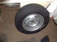 Larda riva spare wheel as new never used
