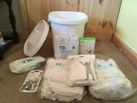 Mothercare smart nappy system