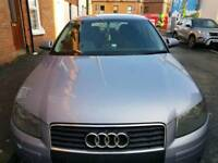 For sale audi A3 2004 full year mot