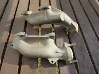FORD CAPRI 2.8I EXHAUST MANIFOLDS