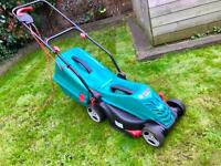 Bosch Rotak 34 R - just 1 year old - perfect condition lawnmower