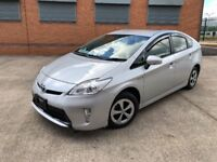 TOYOTA PRIUS HYBRID ELECTRIC FRESH IMPORT FROM JAPAN