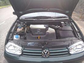 S Reg 1.6 SR VW Golf