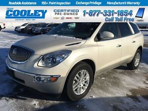 2009 Buick Enclave CX FWD/LOCAL TRADE/CLAIMS FREE