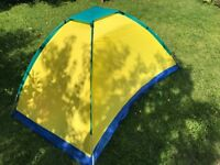 Tent 2 men
