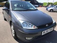 FORD FOCUS 1.6 ZETEC/AUTOMATIC/GREAT CONDITION/£1150