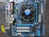 i7-3770 + GA-H61M-S2PV + 8gb Ram (1600mhz)