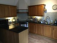 Beautiful Self Contained Fully Furnished 2 Bedroom Flat with Large Garden in City Centre of Aberdeen