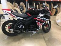 Motorbike 125 MT125RRI