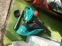 Bosch ALS 30 Electric Garden blower & vacuum is suitable for removing leaves and wastes