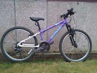 "Kona Hula 24"" wheel mountain bike"