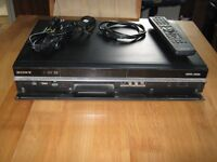 Sony DVD Recorder. Free local delivery. Free view recorder