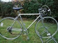 Vintage Gian Esse racing bike
