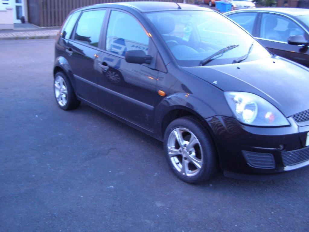 2008 ford fiesta in carryduff belfast gumtree. Black Bedroom Furniture Sets. Home Design Ideas
