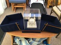 Silver Temple/Mosque?. Lovely cased item