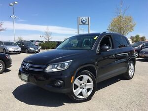2013 Volkswagen Tiguan Comfortline 6sp at Tip 4M SPORT PACKAGE!!