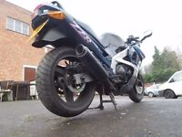 Classic Kawasaki ZZR600 D Long MOT Service History Great Winter Bike Delivery Available