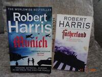 Fatherland & Munich by Robert Harris