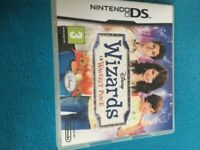 Nintendo DS Disney Wizards of Waverly Place Game IP1