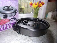 Electric Kitchen Pan