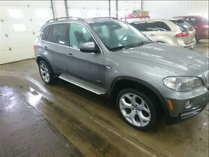 2007 BMW X5 AWD, HTD LTHR SEATS, LUXURY PKG