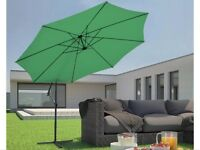 Garden Parasol / Umbrella Brand New 3.5m diameter, £50