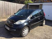 Peugeot 107 AUTOMATIC, 71k Only Bargain !!!