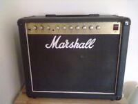 1986 Marshall 5210 JCM 800 50W 1x12 Combo Guitar Amp
