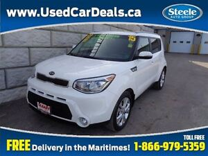 2015 Kia Soul EX+ Alloys Htd Seats Fully Equipped