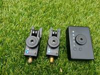 Bite alarms x2 and receiver Mark 3