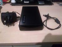 500GB External hard Drive In Verbatim Caddy