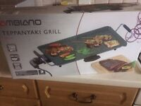 Teppanyaki Grill and russell hobbs steamer