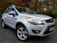 2010 Ford Kuga 2.0 Tdci 4x4 Titanium 2.0 Tdci! Appearance Pack! Stunning Example! Great Spec! FSH