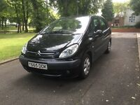 "2001 (Y-REG) CITROEN XSARA PICASSO SX 1.8 PETROL ""LOW MILEAGE + DRIVES VERY GOOD"""