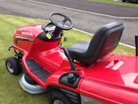 Honda HF 2315 HME Ride On Lawn Mower 2012 Lawnmower