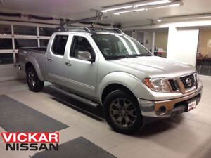 2014 Nissan Frontier SL/1 OWNER LOCAL TRADE!!!!