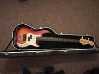 Fender American Precision Deluxe Bass - Made in USA