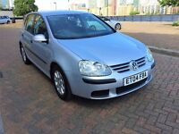 VOLKSWAGEN GOLF 1.9 TDI AUTOMATIC 1 OWNER FROM NEW FULL VW SERVICE HISTORY