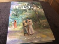 The Age of the Impressionists by Denis Thomas