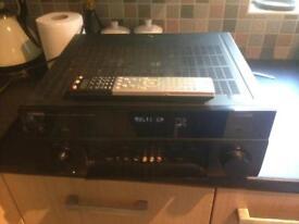 Yamaha natural sound av receiver rx v3067