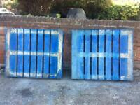 2 x Chep Pallets - good quality, strong