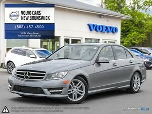 2014 Mercedes-Benz C-Class C300 4MATIC! REDUCED! LEATHER! NAV! S