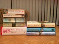 8 maeve binchy novels/romance/books