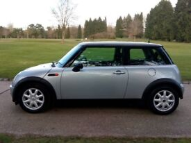 MINI 1.6 ,Hatchback, Silver.Tidy Car