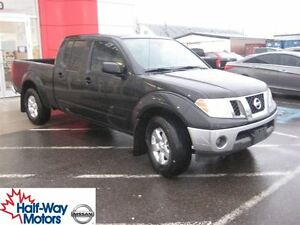 2012 Nissan Frontier SV Crew Cab (A5) | For Work & Play!