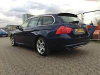 2010│BMW 3 Series 2.0 320d Exclusive Edition Touring 5dr│1 Former Keeper│Full Service History│AUX