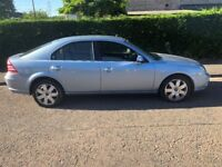 2006 FORD MONDEO 5 DOOR , TDCI DIESEL, FULLY LOADED, 1 OWNER, LONG MOT CHEAP TAX.