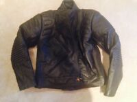 Ladies/ Womens Buffalo Motorbike Jacket size 10 excellent condition almost new