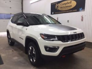 2018 Jeep Compass Trailhawk | FWD Collision Plus | Sunroof | Han