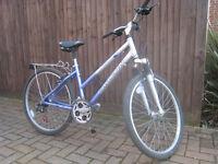 Falcon Eclipse ladies' hybrid bike